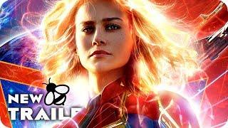 Download CAPTAIN MARVEL Trailer 2 (2019) Marvel Movie Video