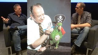 Download INTERVIEW - Pete Docter and Chris Merritt on new Disney Imagineering book ″Marc Davis Goes to WED″ Video
