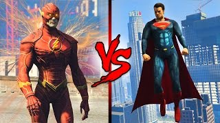 Download THE FLASH vs SUPERMAN! Video