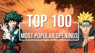 Download Top 100 Most Popular Anime Openings OF ALL TIME [HD 1080p] Video