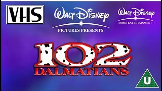 Download Opening to 102 Dalmatians UK VHS (2001) Video