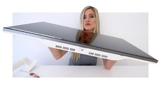 Download 4k Monitor Unboxing! | iJustine Video