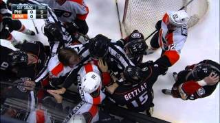 Download Gotta See It: Flyers clog up the penalty box Video