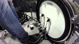 Download NAMM 2016 - Duallist's TRIPLE Bass Drum Pedal   GEAR GODS Video