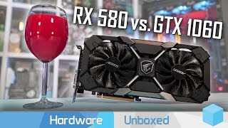Download Radeon RX 580 vs. GeForce GTX 1060, FineWine Strikes Once Again? Video