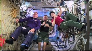 Download Space Station Crew Discusses Life in Space With Students and NASA Administrator Charles Bolden Video