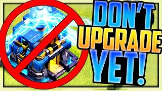 Download STOP THAT UPGRADE Until You Watch This! Clash of Clans Town Hall 12 UPDATE Video
