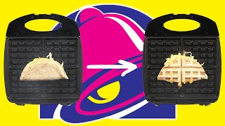 Download Can You Waffle It? Taco Bell Edition Video