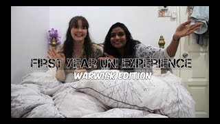 Download FIRST YEAR UNI EXPERIENCE    WARWICK - Freshers, Accommodation, Social Life, Boys, Making Friends Video