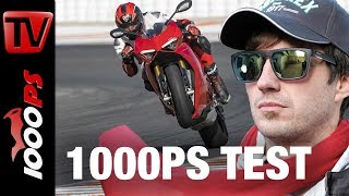 Download Ducati Panigale V4 Test Rennstrecke! 226PS in Action! Video