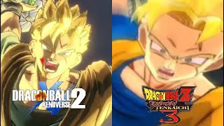 Download How DBBT 3 Ultimate attacks would look in Dragon Ball Xenoverse 2 Video