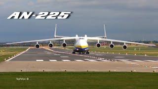 Download Antonov An225 Mriya landing in England 4K video Антонов Ан-225 Мрия посадка в Англии Video