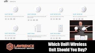 Download Which UniFi Wireless Unit Should You Buy Based on Different Use Cases & Scenarios Video