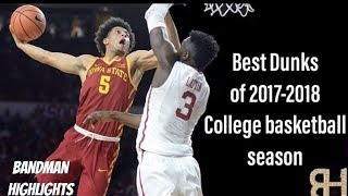 Download Best College Dunks of 2017-2018 College Basketball Season Video