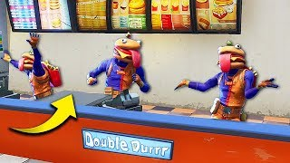 Download EPIC NEW *BURGER SKIN* TROLLING! - Fortnite Funny Fails and WTF Moments! #286 Video
