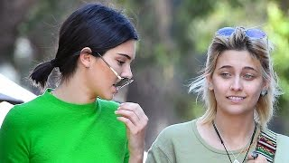 Download Kendall Jenner And Paris Jackson's New Friendship. Is Gigi Hadid Being Replaced? Video