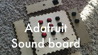 Download Make It: Adafruit Sound Board Video