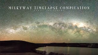 Download Milkyway Timelapse Compilation - 2016 - in 4K Video