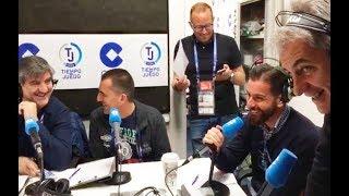 Download COPE en el Mundial 2018 - Conoce por dentro cómo hace radio el equipo de enviados especiales Video