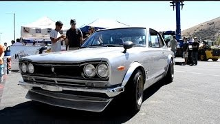 Download 1971 Hakosuka Skyline GTR ( KPGC10) Video