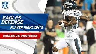 Download Philly's Defense Racks Up 3 INTs & 2 Sacks! | Eagles vs. Panthers | Wk 6 Player Highlights Video