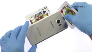 Download Samsung Galaxy S7 Edge Battery Replacement Guide - RepairsUniverse Video
