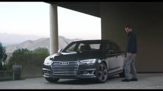 """Download The Audi A4 """"Touch"""" ad - side blow at Mercedes C Class Video"""