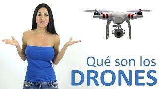 Download DRONES: Funcionamiento, tipos y usos (en Español) Video