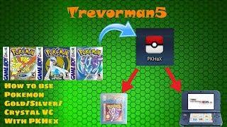Pokemon pkhex files