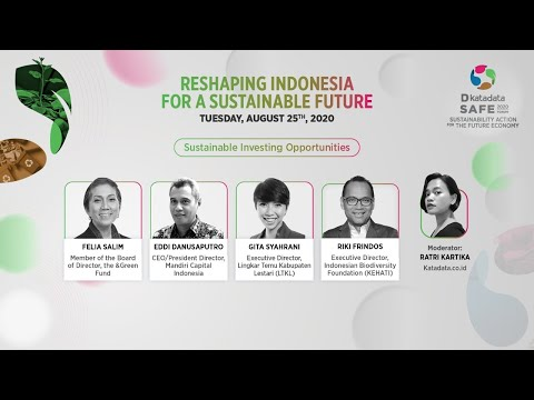 SAFE Forum 2020: Sustainable Investing Opportunities