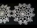 Download İğne oyası büyük çiçek motifi yapılışı Video