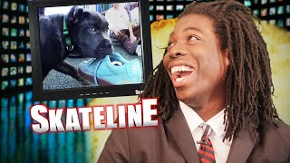 Download SKATELINE - King Puppy, Paul Hart & Mickey Papa Go Pro, Daewon Song Video