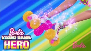 Download ″Change The Game″ Music Video | Barbie™ Video Game Hero Video