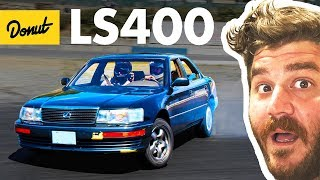Download LEXUS LS400 - Everything You Need to Know | Up to Speed Video