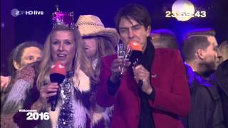 Download Willkommen 2016 - ZDF HD - Berlin 01 JANUARY 2016 Video