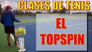 Download Clase de Tenis: El topspin Video