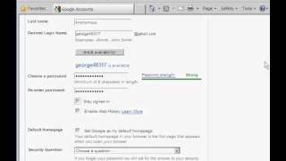 Download Create Anonymous Email Address using Google Gmail Video