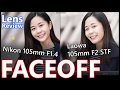 Download 【Lens Review】STF vs F1.4 !? // Real World Faceoff of Laowa 105mm F2 STF and Nikon 105mm F1.4 ED Video