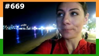 Download FIRST TIME ALONE IN MUMBAI INDIA DAY 669 | TRAVEL VLOG IV Video