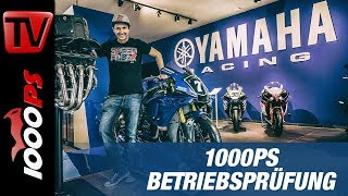 Download 1000PS Betriebsprüfung - Rennsportlegenden, Traumbikes, Edelmanufaktur - YART Video