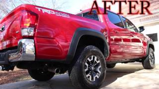 Download Toyota Tacoma Muffler Delete Video