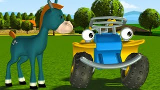 Download Tractor Tom 🚜 Buzz! 🚜 Clip Compilation | Cartoons For Kids Video