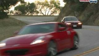 Download 2009 Nissan 370Z vs. 2008 BMW 135i   Can Nissan Beat BMW?   Edmunds Video