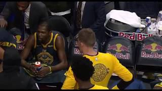 Download Full Kevin Durant-Draymond Green yelling video. Video