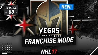 Download NHL 17: VEGAS GOLDEN KNIGHTS FRANCHISE MODE - EXPANSION DRAFT AND TEAM CREATION! Video