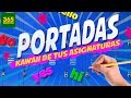 Download IDEAS PARA DECORAR TUS APUNTES ! COMO HACER TITULOS | DECORA TUS CUADERNOS KAWAII - INGLES Video