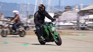 Download Kawasaki Z125 Pro First Ride Review at RevZilla Video