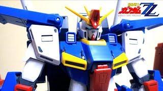 Download 【機動戦士ガンダムZZ Part.2 】MG 1/100 ダブルゼータガンダム Ver.Ka ヲタファのガンプラレビュー/ MG 1/100 ZZ Gundam Ver. Ka Video