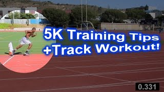 Download 5k Running Tips +Track Workout: Beginners & Advanced Runners Video