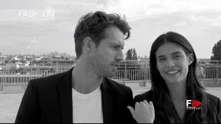 Download HOGAN SS17 with Sara Sampaio and Andrew Cooper Adv Campaign by Fashion Channel Video
